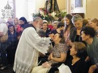 Adorazione ed Unzione degli infermi