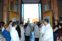 Messa Solenne e processione