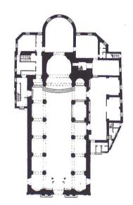 Pianta Basilica
